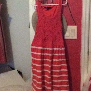 A cool dress